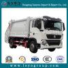 Camion di immondizia appiattito di Sinotruk HOWO 4X2