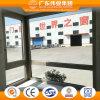 Aluminiumflügelfenster-Fenster mit verschiedener Konfiguration
