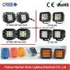 Luz empotrada del trabajo del CREE 24W LED del montaje (GT1022A-24W)