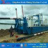 Sand-ausbaggernde Maschine, beweglicher Sand-Absaugung-Bagger