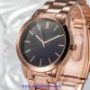 Reloj de Wist del cuarzo del hombre del acero inoxidable, servicio del OEM de los relojes de los hombres (WY-17022)