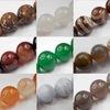 宝石用原石のビード、繊維ごとに販売される選択のための4-12mm