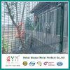 Kurbelgehäuse-Belüftung beschichtete Sicherheitszaun-Gefängnis-Zaun des 4mm Draht-358/Antiaufstiegs-Zaun/hoch Sicherheitszaun