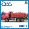 Sinotruk Euro 3 Dieselmotor 336HP 30ton HOWO 6X6 Dump Tipper Truck