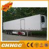 3axle semi refrigerados Semirremolque Van traier con Thermo King