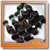 처리되지 않은 100%는 염색한 브라질 연장 머리일 수 있다