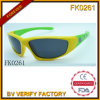 PC large de Cartoon Frame Sunglasses pour Kids (FK0261)