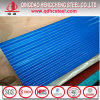 PPGI prepintó la placa de material para techos de acero galvanizada