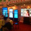 pasillo del hotel 46, supermercado, aeropuerto, monitor del vídeo del LCD de la alameda