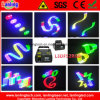 laser Show Light de 3D Christmas Animation