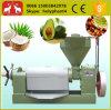 Palma, la haba de soja, cacahuete, germen de maíz, copra, la máquina de la prensa de aceite de girasol