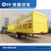 Сразу от фабрики 12r22.5 50t загородки трейлера Semi с ISO CCC
