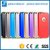Caja dura de electrochapado del teléfono de la PC de la resistencia de la gota para el iPhone 7