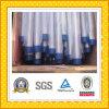 Tubo de aço inoxidável 304 com tampa de PVC