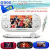 Novo 4,3 polegadas Touch PS1 Consolas de jogos modelo G900