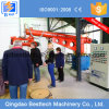 Mezclador Resina-Consolidado de la arena de la máquina de moldear de la arena