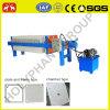 2015 Tornar-se novo Plate e óleo Filter Machine de Frame Type Hydraulic 0086 15038222403