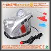 compressore d'aria 3-in-1 con l'indicatore luminoso del lavoro, indicatore luminoso d'avvertimento (SH-114)