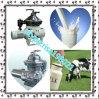 Scrematrice centrifuga della materia grassa del latte della pila di disco della centrifuga di 3 fasi
