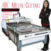 Máquina de talla de madera del ranurador del CNC de la alta calidad lisa corriente