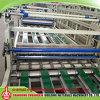 Machine de panneau (MGO) d'oxyde de magnésium, chaîne de production de panneau de la colle de fibre