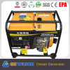 AC Single Phase Output Type 3.5kw Diesel Generator