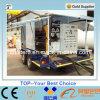 Remolque montado transformador de residuos aceite de aceite de sistema de regeneración de aceite (ZYM)