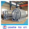 Pneu Recycling Plant à Fuel Oil avec le GV d'OIN de la CE