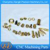 Pezzi meccanici di CNC della parte d'ottone del tornio (XJ-BP103)