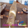 El trabajar a máquina acabado eje del acero inoxidable Ss316