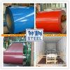 Enroulements blancs d'acier de la couleur PPGI/Prepainted Gavanized d'ASTM JIS