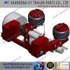 Sistema di sospensione dell'aria di funzione di sollevamento per il camion ed il rimorchio