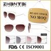 Не готов к работе MOQ для женщин и мужчин на складе высокое качество зеркальной солнечные очки (HFX0009)