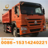 Excelente qualidade 336 HOWO HP Caminhão Basculante10 pneus com melhores preços para a África do Sul