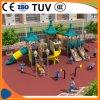 Парк спортивной площадки игрушки парка атракционов с деталью устанавливает руководство