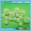 Faible chute de pression 38mm Balle creux en plastique comme produits chimiques de l'emballage
