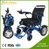 전력 휠체어를 접히는 세륨 FDA 승인 경량 Portable