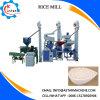 Hirse-Reismelde-schälende aufbereitende Prägemaschine