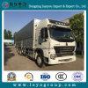 판매를 위한 Sinotruk HOWO A7 6X4 밴 Cargo Truck
