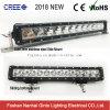 オフロードのための優れた単一の列のクリー族120W LEDのライトバー(GT3300A-120W)