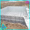 4つの層の熱いすくいの農場のための電流を通された鋼鉄水漕