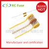 3*8 XC mini-fusible avec fusible lent de la résistance UL certification VDE
