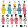 Los juguetes todos los estilos Doctor enfermera modelos USB 2.0 Flash Memory Stick dentista unidades Flash USB