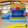 Krone der Prinzessin-Tiara Bouncer Slide Inflatable kombiniert (AQ01520)