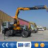 15トンのトラクターによって取付けられる油圧床クレーントラック