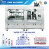Venta caliente monobloque agua de lavado llenadora y tapadora 3-en-1 Máquina