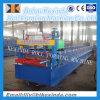 Folha de alumínio da telhadura da galvanização fria do ferro ondulado de placa de aço da cor do equipamento de construção de 1000 telhados