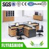 Новые рабочие станции кабин офиса конструкции типа для сбываний (PT-34)