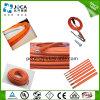 Обшитый резиной гибкий кабель заварки для машин