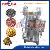 クルミのゴマのアーモンドのカボチャMoringaのシードのためのオイルの押す機械